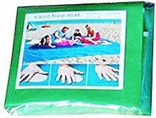 CamKpell Faltbare Design Sommer Strandmatte