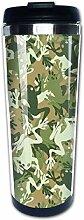 Camouflage Militär Frosch Muster Kaffee Becher