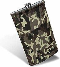 Camouflage XXL Flachmann mit 1,9l