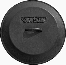 Camp Chef Cast Iron Deckel 30 cm