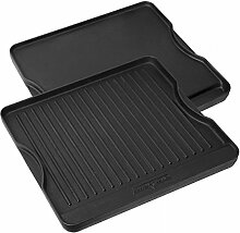 Camp Chef Cast Iron Reversible Grill/Griddle 40 cm