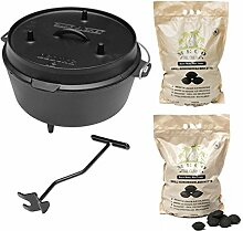 camp chef KS0861 Camp Chef Deluxe Dutch Oven DO-12