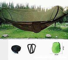 Camping-Hängematte Mit Moskitonetz, Tragbare