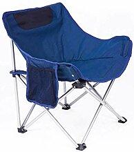Camping Klappstuhl, Ergonomischer Stuhl Mit