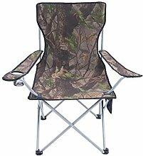 Camping Stuhl mit Getränkehalter Tragbare