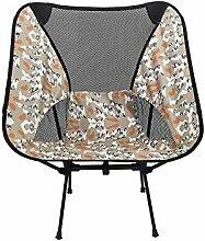 Camping Stuhl Outdoor Klappstuhl leichte tragbare