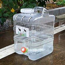 Camping wasserkanister, Wasserbehälter Kanister