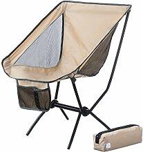 Campinghocker Moon-Chair Camping-Stuhl