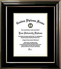Campus Bilder Classic Zertifikat Rahmen mit