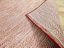 CAMPUS In & Outdoor Teppich Beidseitig Flachgewebe