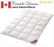 Canada Dreams Luxus Winter Daunendecke PLUS