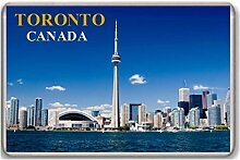 Canada/Toronto/Photo/Fridge/Magnet. - Kühlschrankmagne