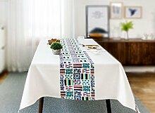 CANBUTIA Tischdecke modernen minimalistischen