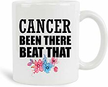 Cancer Been There Beat That Tasse, 312 ml,