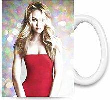 Candice Swanepoel Dress Kaffee Becher