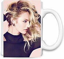 Candice Swanepoel Gorgeous Kaffee Becher