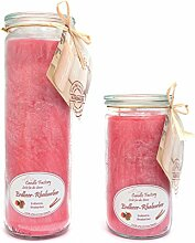 Candle Factory 2er Set - Mini & Big Jumbo
