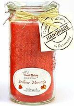 Candle Factory - Mini Jumbo Duftkerze im Weckglas
