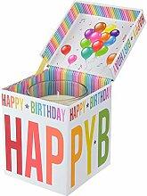 Candle Factory The Kerze Geburtstag musikalische,