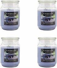 CANDLE-LITE A04171404 Duftkerze Fresh Lavender
