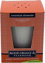 Candle-lite - Duftkerze im Glas, Blood Orange &