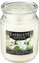 Candle-lite - Duftkerze im Glas, Soft Cotton
