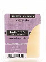 Candle-lite - Duftwachswürfel, Lavender &