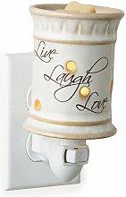 Candle Warmers elektrische Duftlampe für die