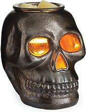 Candle Warmers elektrische Duftlampe Skull