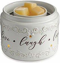Candle Warmers Fan Fragrance elektrische Duftlampe