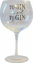 Candlelight 604555 Gin-Glas, goldfarben