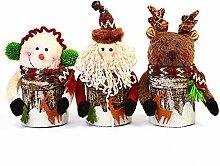 Candy Box Weihnachtsgeschenkbox Schneemann Santa