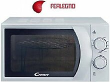 Candy CMG 2071M Mikrowelle und Grill, weiß