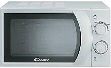 Candy CMW2070M Mikrowelle, 20 L, 700 W, Weiß