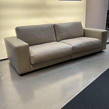 Candy | Sofa 2-Sitzer ID 184 Leder Cento 667 Earth