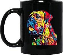 Cane Corso Italienischer Mastiff Hundekopf