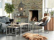 Canett Furniture Blackwood Couchtisch 3er Set