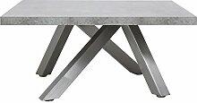 CANETT FURNITURE Granitz Couchtisch Beton Optik