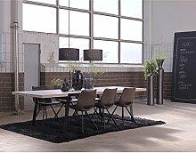 Canett Furniture Zilas Esstisch Massiv Holz Modern
