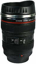 CANIAM Kamera Kamera Objektiv Kaffee Cup, Reisen