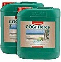 CANNA COGR Flores A+B, 5 Liter