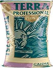 CANNA Terra Professional Plus, 25 L, Braun
