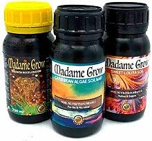 Cannabis Düngemittel - MADAME GROW - Wurzel und