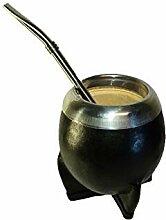 Cannaphants Mate Becher Torpedo - Mate Tee Premium