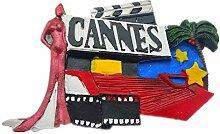 Cannes Frankreich 3D Kühlschrank