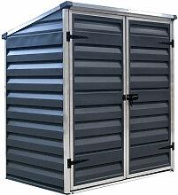 Canopia Gerätebox Voyager schwarz - Palram