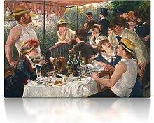 CanvasArts Frühstück der Ruderer -