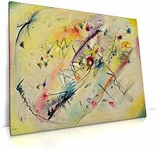 CanvasArts Helles Bild - Wassily Kandinsky -