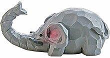 CAOLATOR Wandhaken Klebehaken Elefant Ohne Bohren