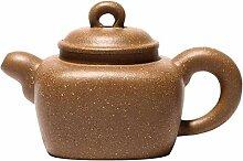CAONIMA Teekanne Teapotpurple Ton Teekanne Platz